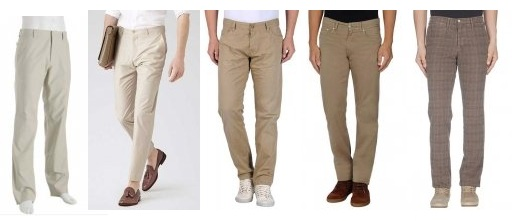 CHINO FOR EVERY SEASON
