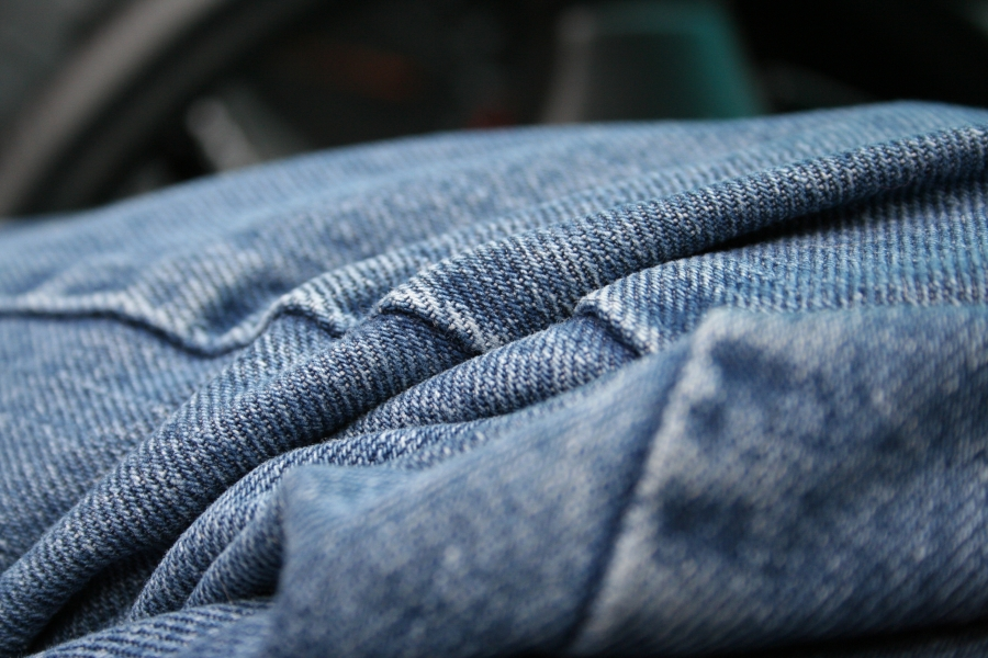 How To Dye Your Jeans (The Easy Way)