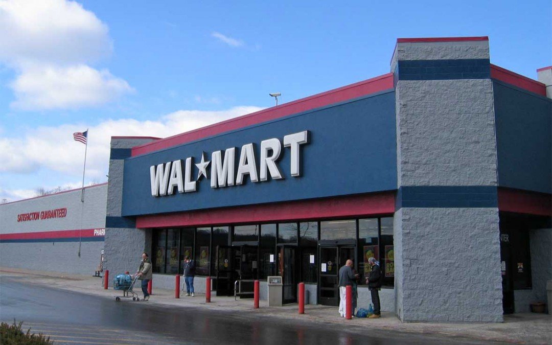 Wal-Mart Allowing Workers To Wear Denim