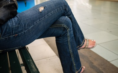 Can You Really Clean Denim Jeans by Freezing Them?