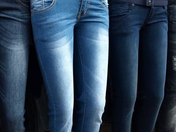Comparing the Different Types of 'Rise' in Jeans