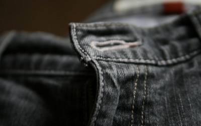 The Growing Trend of Black Jeans