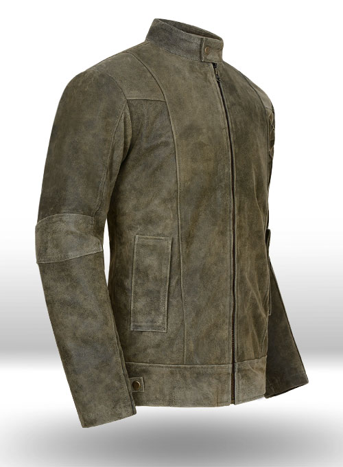 Mark Wahlberg Transformers Age of Extinction Leather Jacket