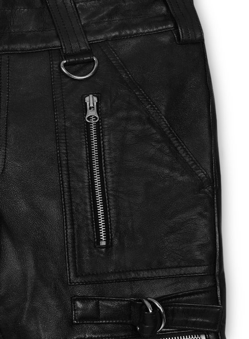 Bolt Leather Pants