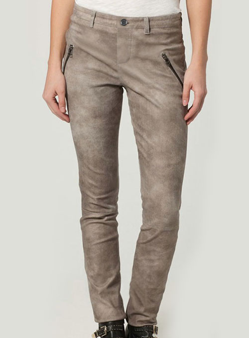 The Fling Leather Pants