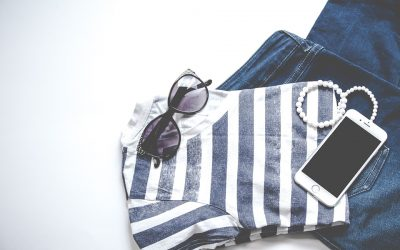 Saltwater: The Secret to Preventing Faded Jeans