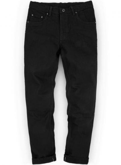 Black Is Back: 7 Reasons to Choose Jet-Black Jeans
