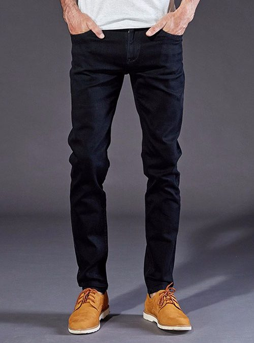 How to Look Great in Stretch Jeans