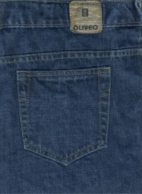 Kato Blue Denim-X