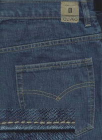 Heavy Ring Premium Denim - Extra Deep Blue - 15oz