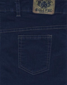 POSH Stretch Denim Jeans - Hard Washed