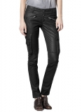 Leather Biker Jeans - Style #509