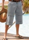 Cool Cargo Shorts