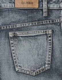 Soft Rocker Stretch Jeans - Vintage Wash