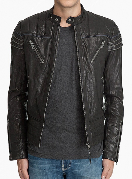Leather Jacket #112
