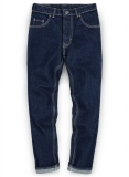 Classic Heavy Blue Jeans - Natural Dip Wash