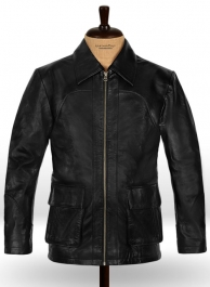 Leather Jacket #817
