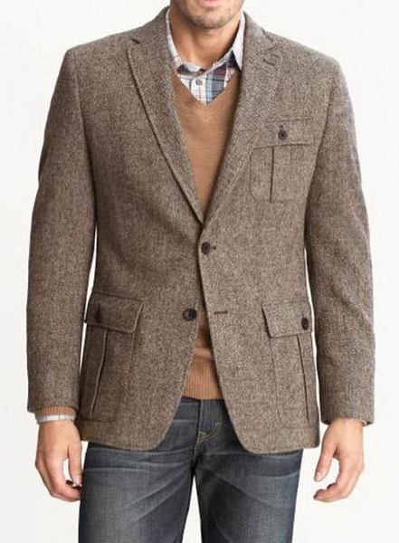 Danish Style Sports Coat