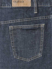 Soft Rocker Stretch Jeans - Denim-X