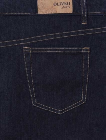 Prague Stretch Hard Wash Jeans