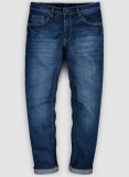 Skywalk Blue Jeans - Vintage Wash