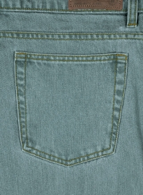 Mud Blue Denim Jeans - Light Blue