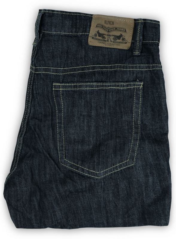 6oz Feather Light Weight Jeans - Hard Wash