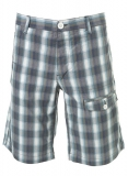 Madras Plaid - Light Weight Cargo Shorts # 553