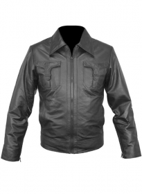 Leather Jacket #908