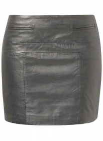 Neptune Leather Skirt - # 485