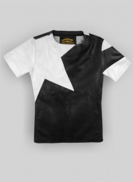 Victor Leather T-Shirt