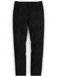 Black Chino Jeans