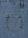 Italian Denim - Light Blue Jeans