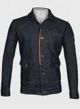 Selvedge Denim Jacket 541
