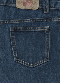 Authentic Left Hand Twill Denim - Hard Wash