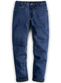 Heavy Hippo Blue - 15 oz - Denim-X Wash