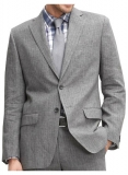 Italian Linen Jacket - Express Delivery