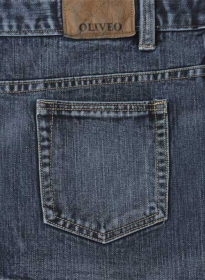 Slyvester Blue Jeans - Vintage Washed