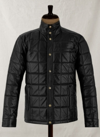 Oasis Quilted Leather Jacket # 630