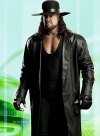 The Undertaker Leather Long Coat