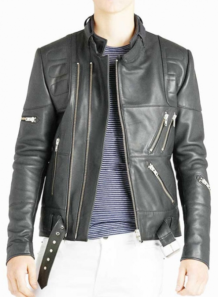 Leather Jacket # 622