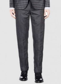 Tweedy Wool Pants