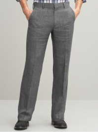 Italian Linen Pants - Pre Set Sizes - Quick Order