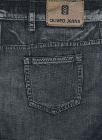 6oz Feather Light Weight Jeans - Vintage Wash