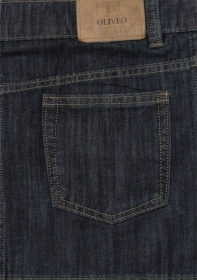 Hammer Blue Jeans - Scrape Washed