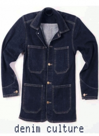 Denim Jacket 501