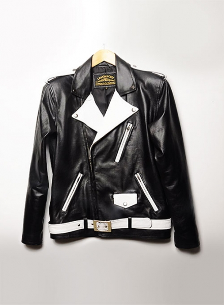 Combo Leather Jacket - # 137