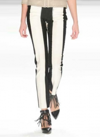 Fusion Leather Pants
