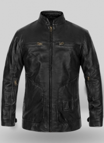 Leather Jacket #881