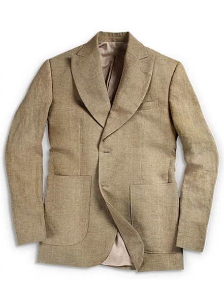 Elephant Lapel Style Sports Coat